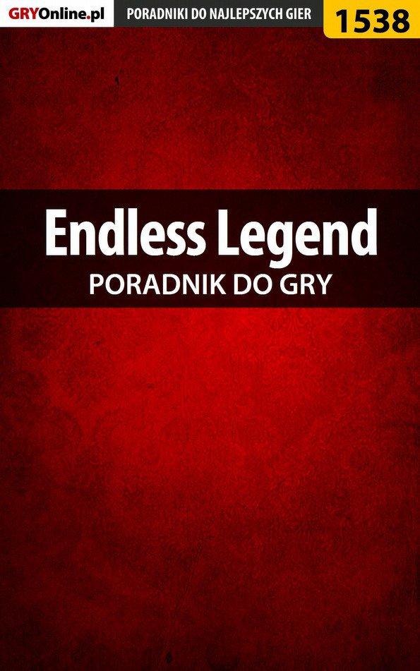 Endless Legend - poradnik do gry - Ebook (Książka EPUB) do pobrania w formacie EPUB