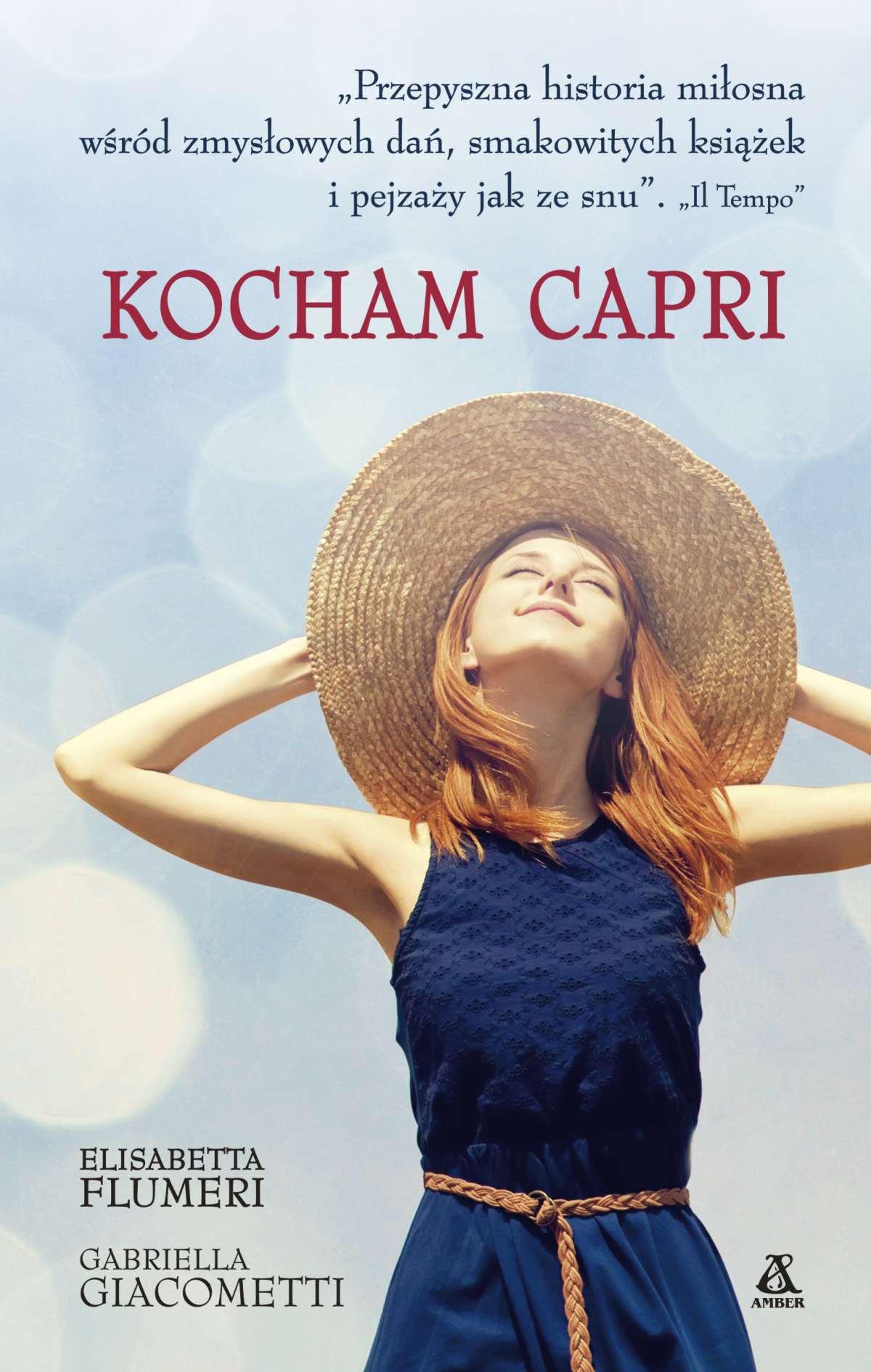 Kocham Capri - Ebook (Książka EPUB) do pobrania w formacie EPUB
