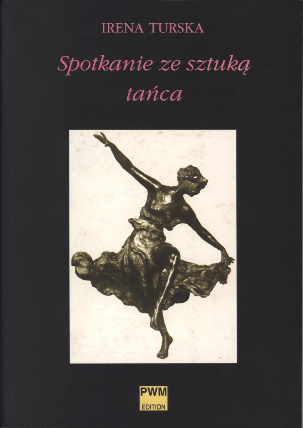 Spotkanie ze sztuką tańca - Ebook (Książka na Kindle) do pobrania w formacie MOBI