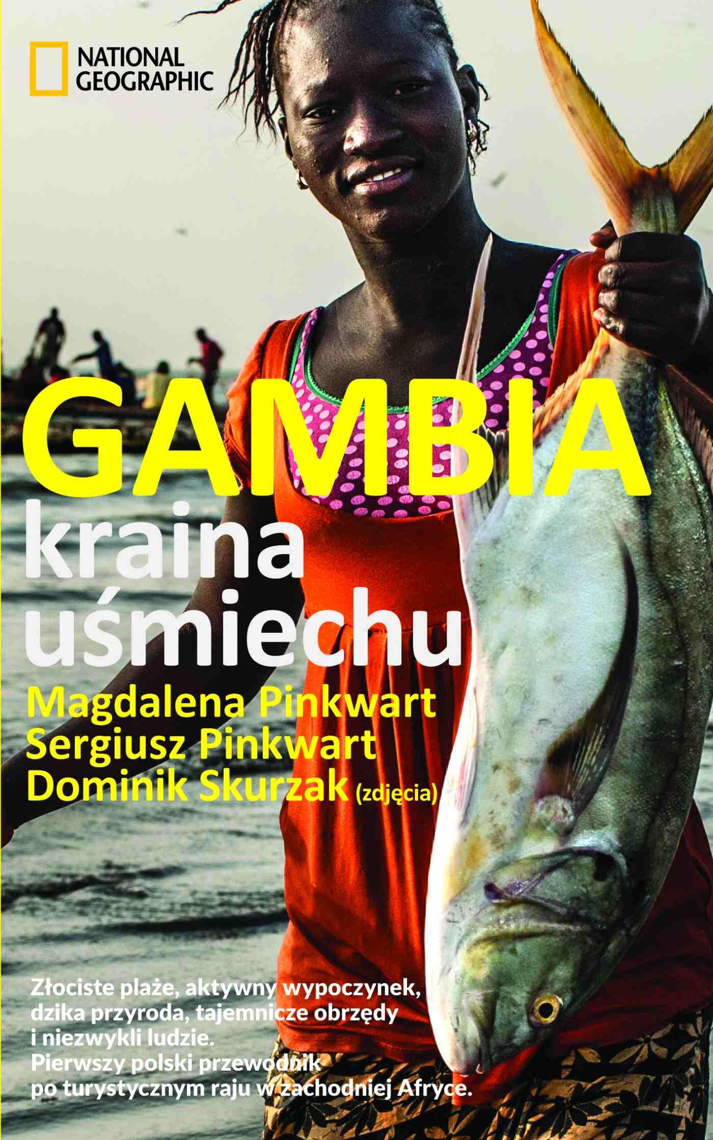 Gambia. Kraina uśmiechu - Ebook (Książka EPUB) do pobrania w formacie EPUB