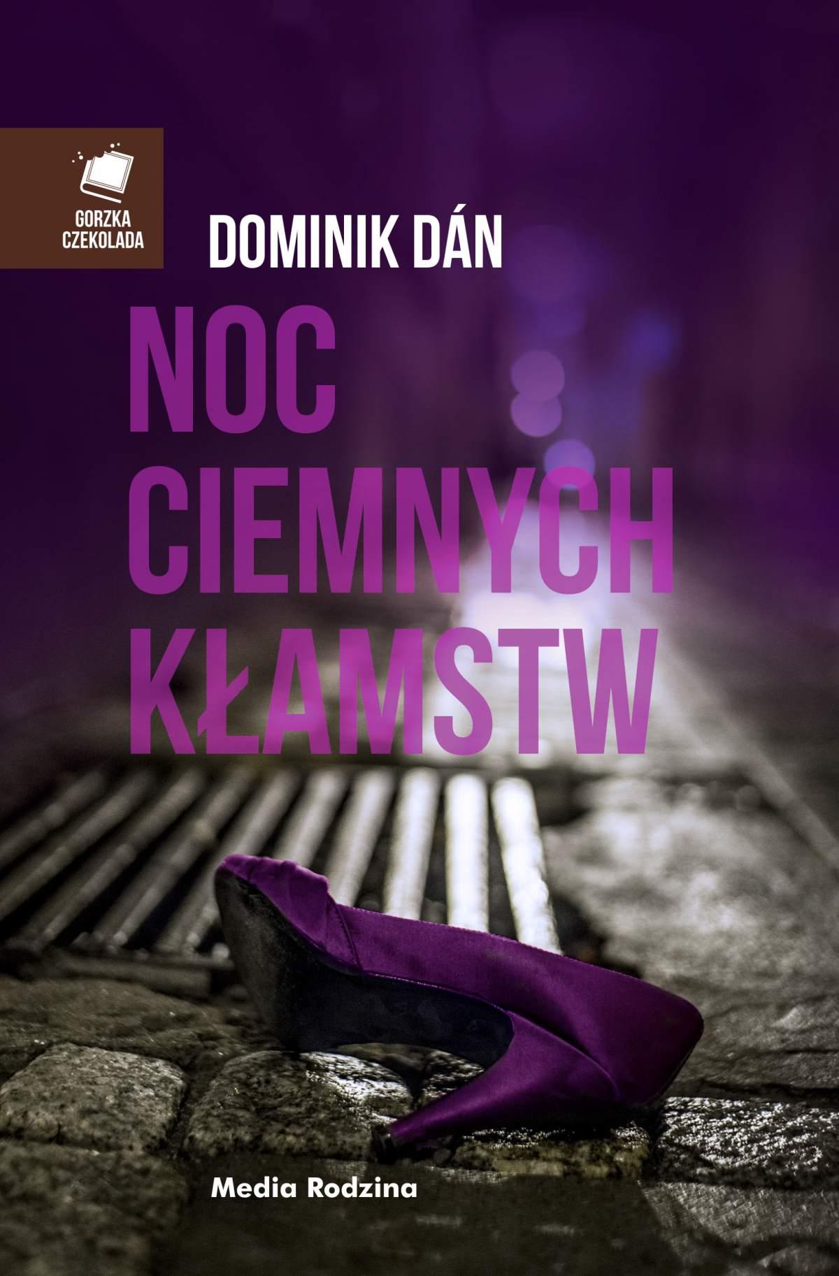 Noc ciemnych kłamstw - Ebook (Książka EPUB) do pobrania w formacie EPUB