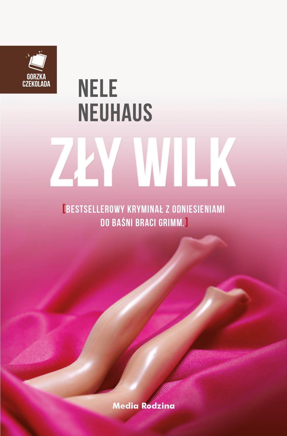 Zły wilk - Ebook (Książka EPUB) do pobrania w formacie EPUB