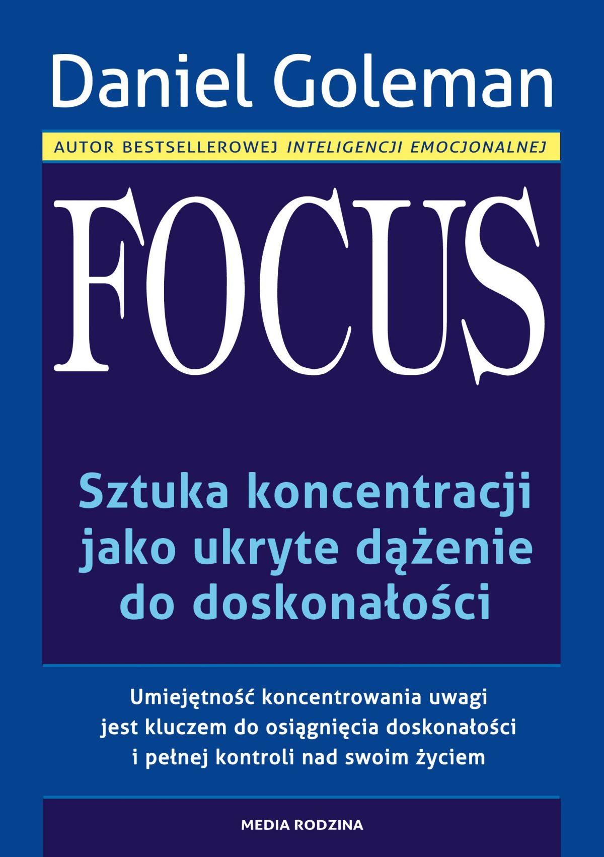 Focus - Ebook (Książka na Kindle) do pobrania w formacie MOBI