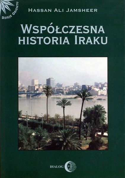 Współczesna historia Iraku - Ebook (Książka na Kindle) do pobrania w formacie MOBI