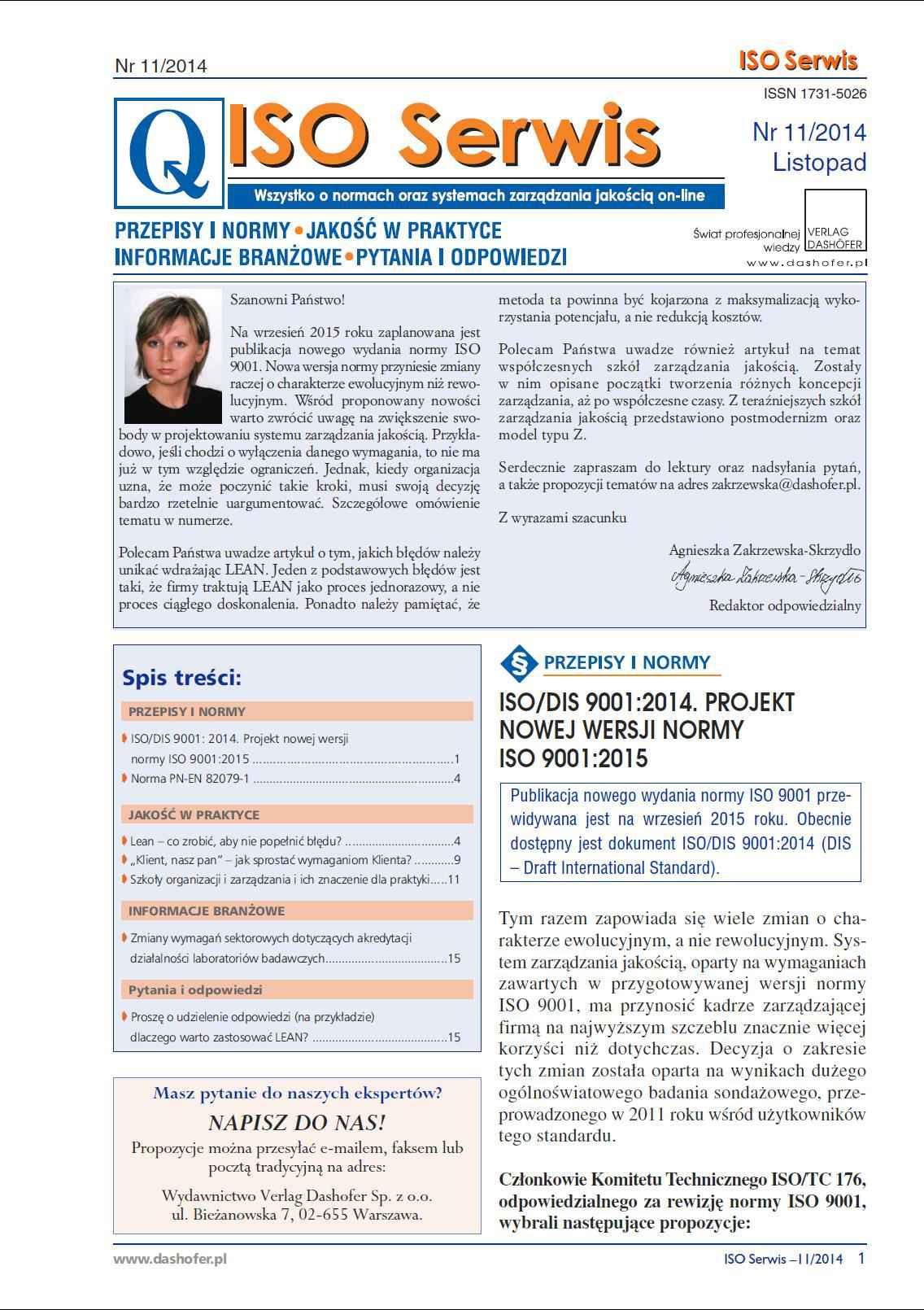 ISO Serwis.... - Ebook (Książka PDF) do pobrania w formacie PDF