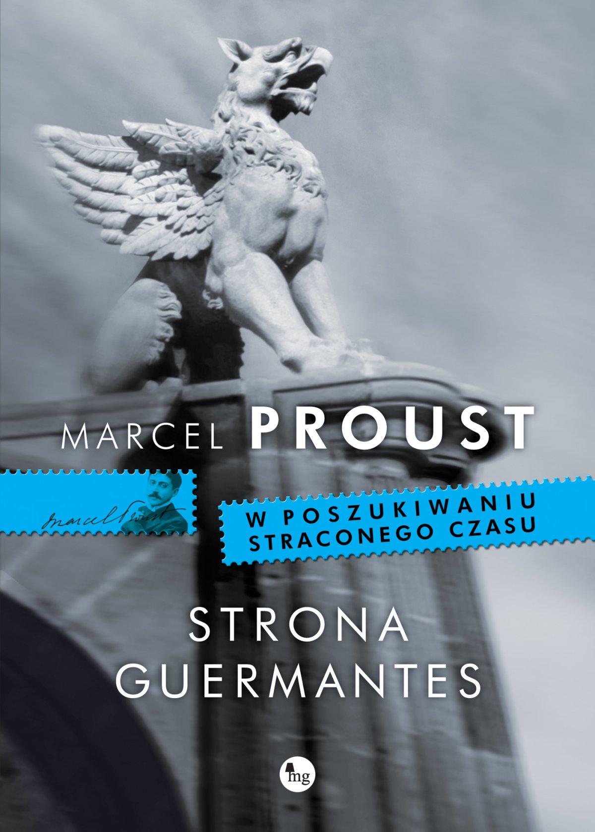 Strona Guermantes - Ebook (Książka na Kindle) do pobrania w formacie MOBI