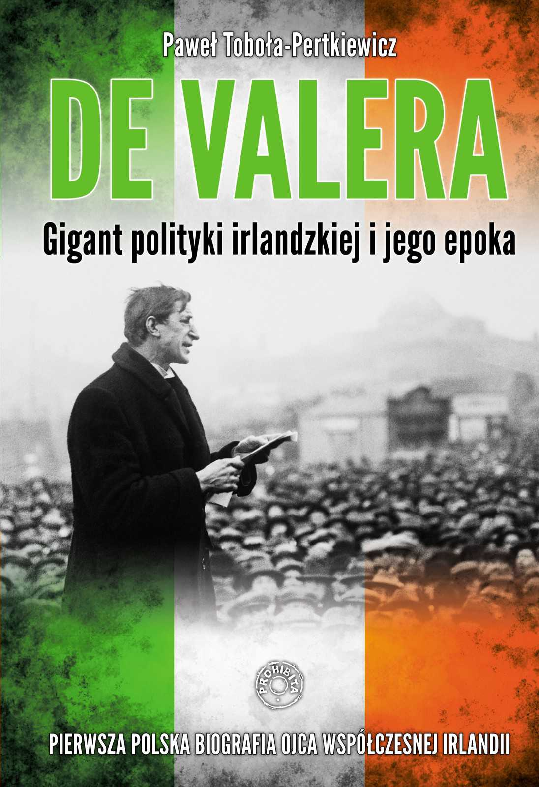 De Valera. Gigant polityki irlandzkiej i jego epoka - Ebook (Książka EPUB) do pobrania w formacie EPUB