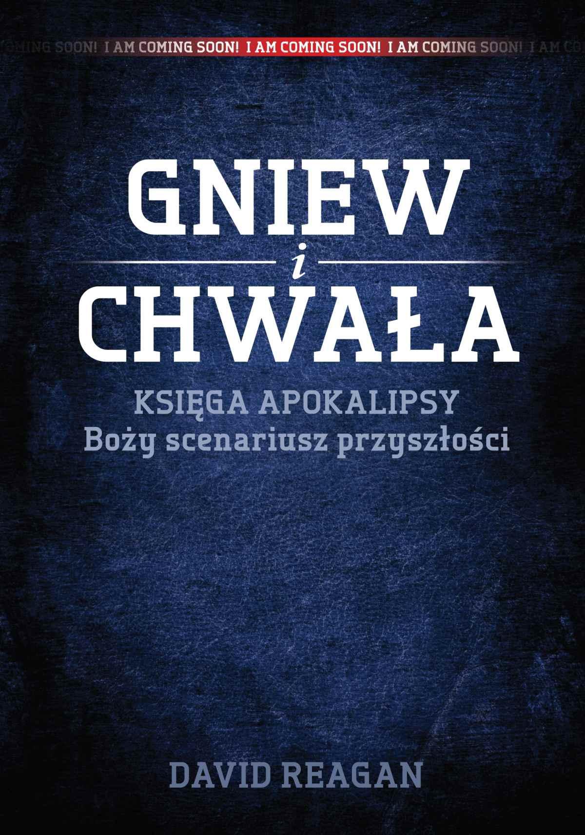 Gniew i Chwała - Ebook (Książka na Kindle) do pobrania w formacie MOBI