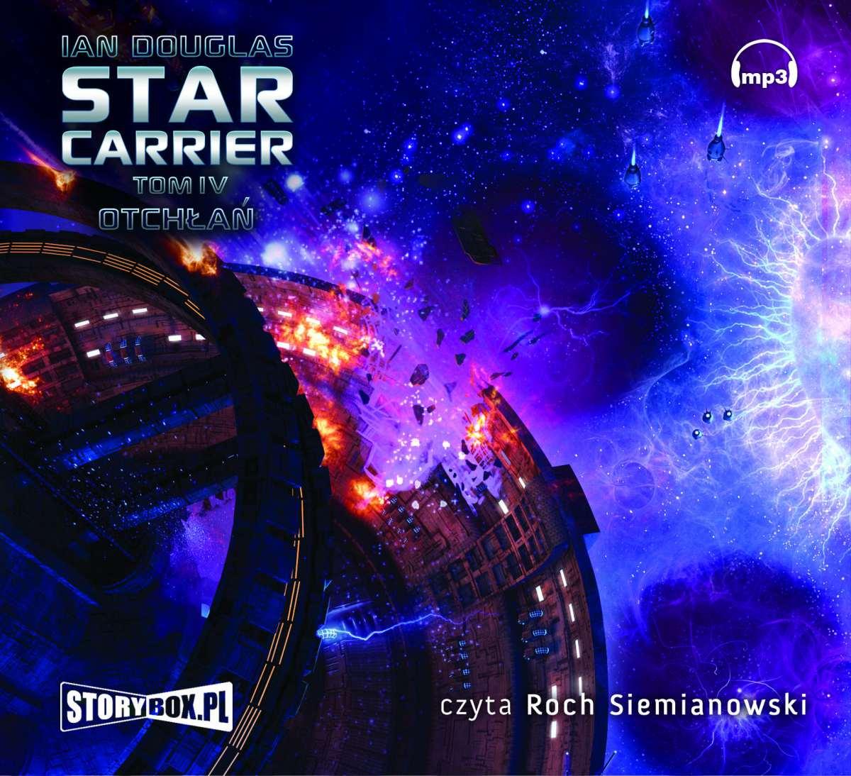 Star Carrier Tom 4. Otchłań - Audiobook (Książka audio MP3) do pobrania w całości w archiwum ZIP