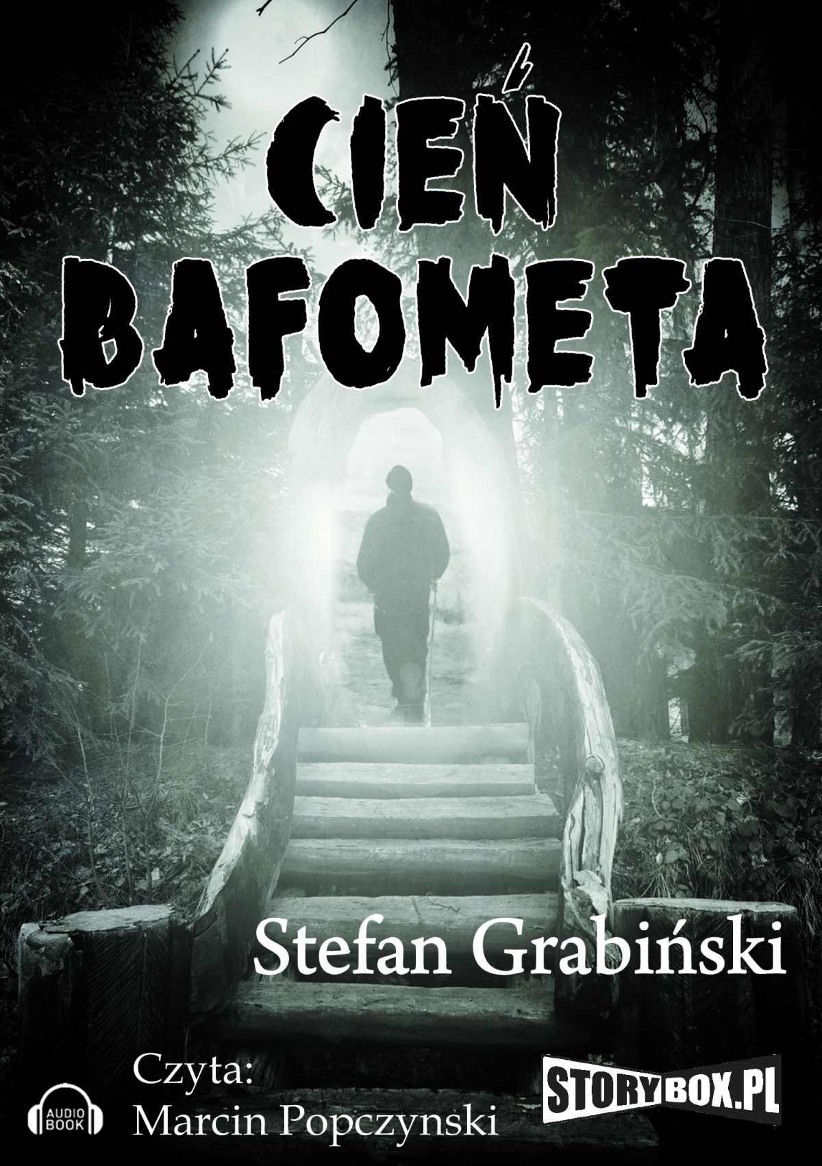 Cień Bafometa - Audiobook (Książka audio MP3) do pobrania w całości w archiwum ZIP
