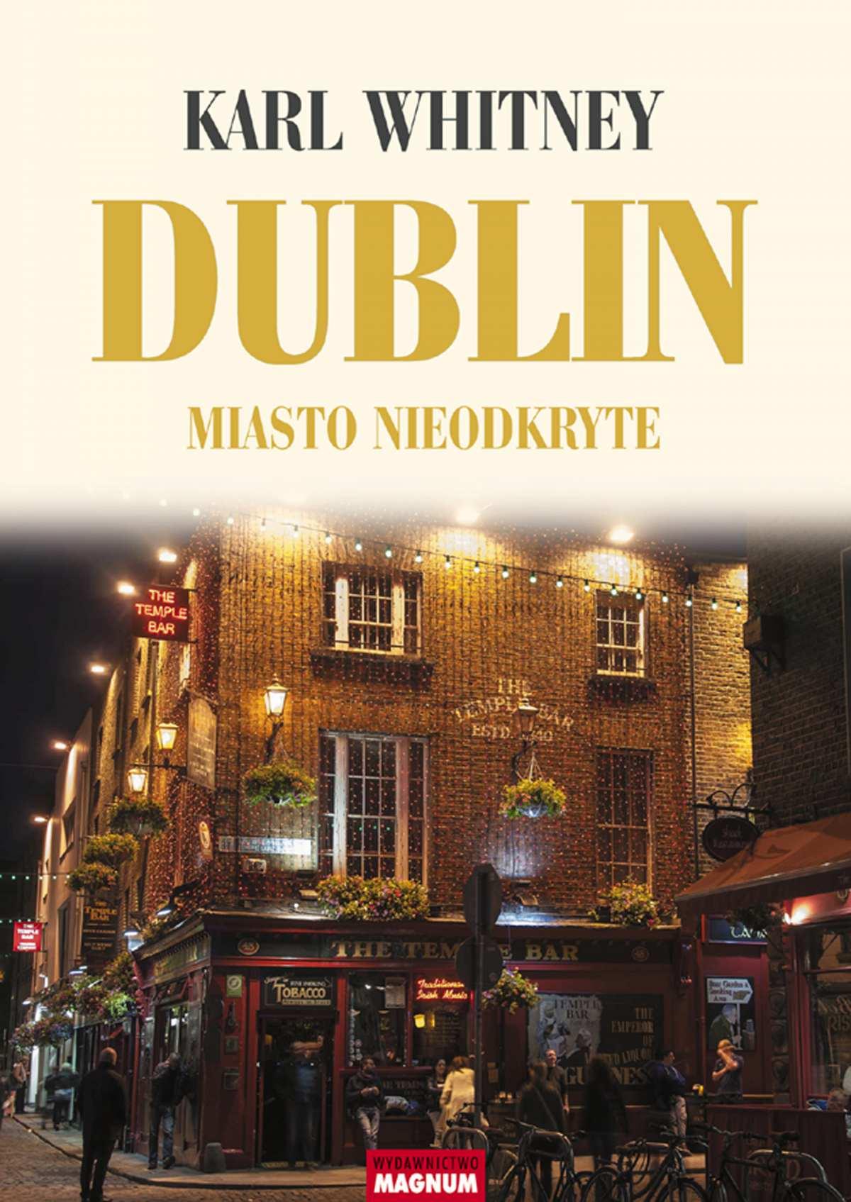 Dublin. Miasto nieodkryte - Ebook (Książka EPUB) do pobrania w formacie EPUB