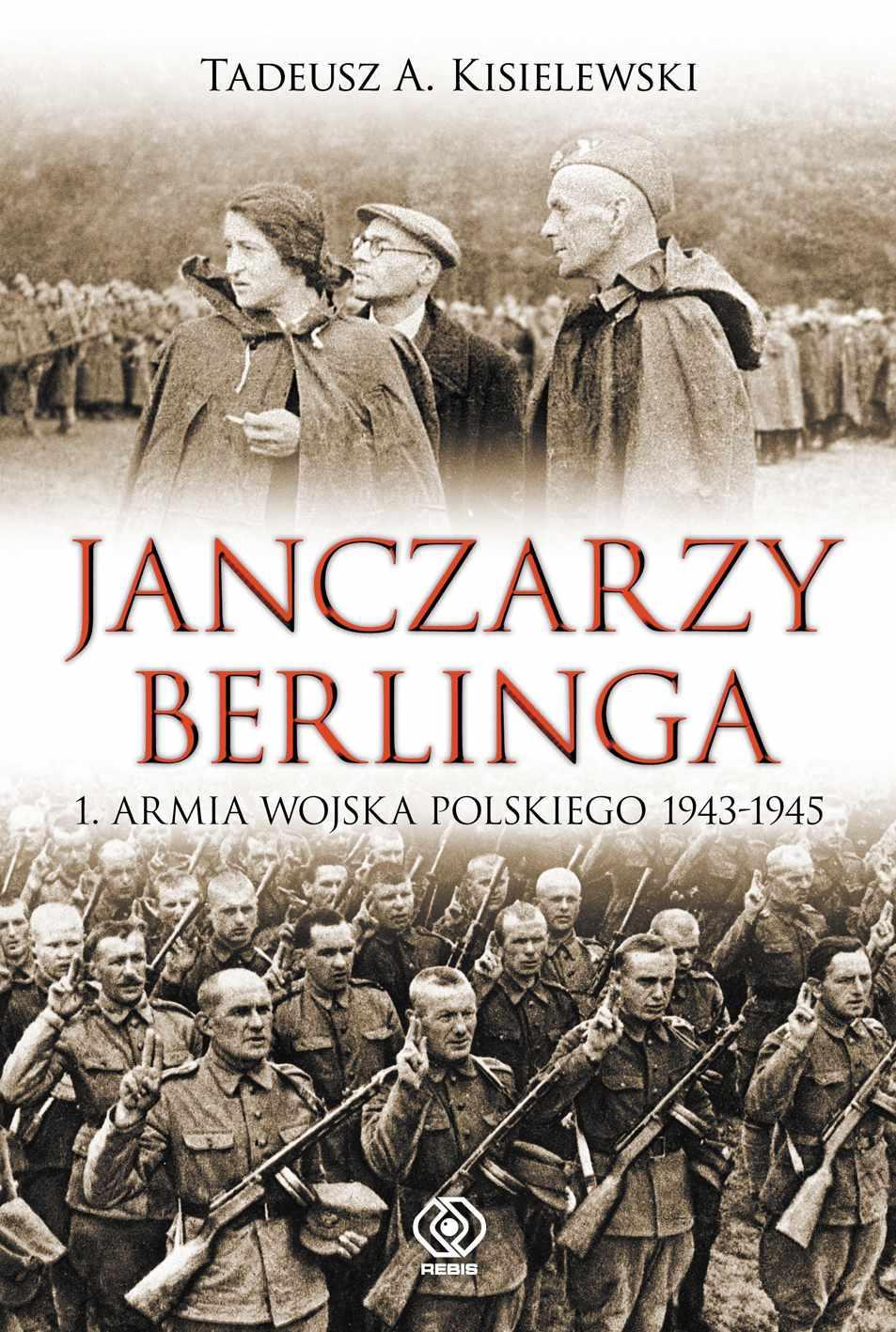 Janczarzy Berlinga - Ebook (Książka na Kindle) do pobrania w formacie MOBI