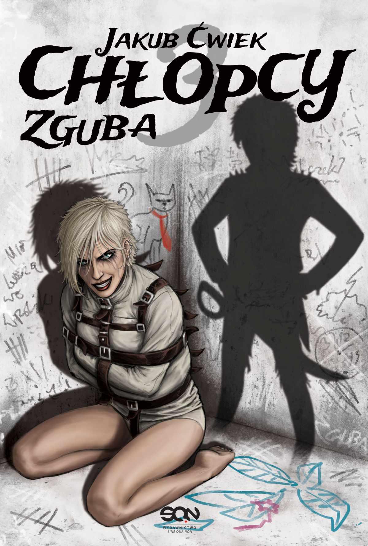Chłopcy 3. Zguba - Ebook (Książka na Kindle) do pobrania w formacie MOBI