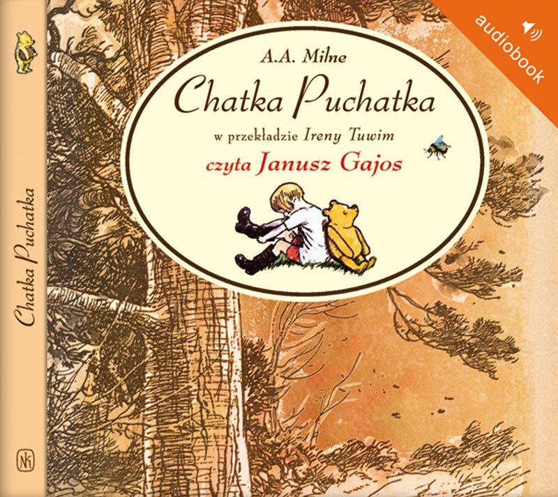 Chatka Puchatka. Wydanie 2 - Audiobook (Książka audio MP3) do pobrania w całości w archiwum ZIP