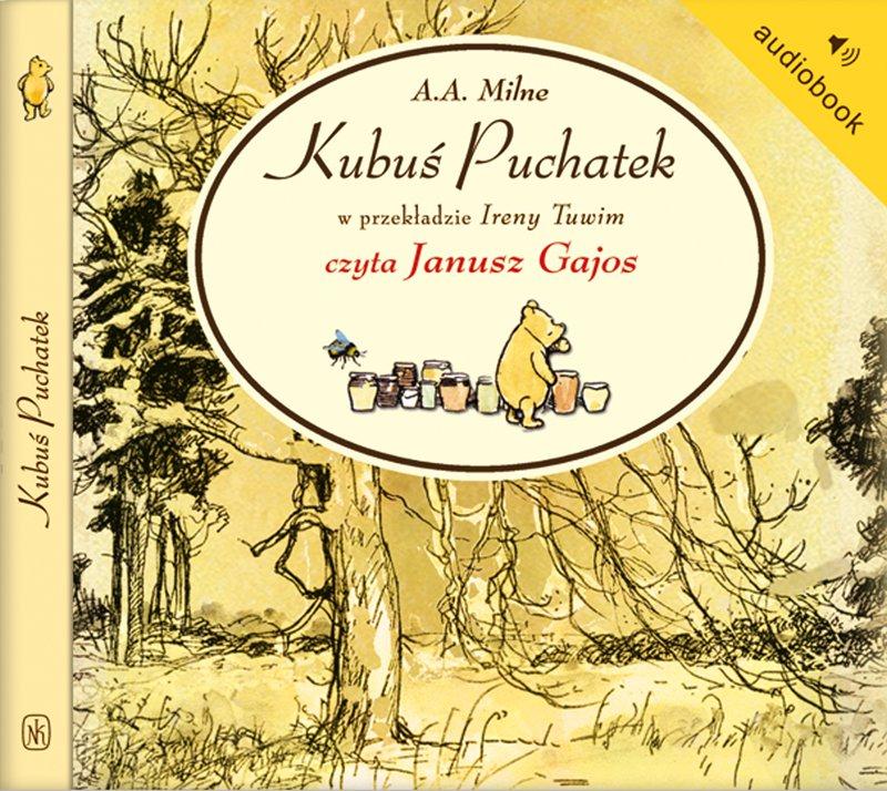 Kubuś Puchatek. Wydanie 2 - Audiobook (Książka audio MP3) do pobrania w całości w archiwum ZIP