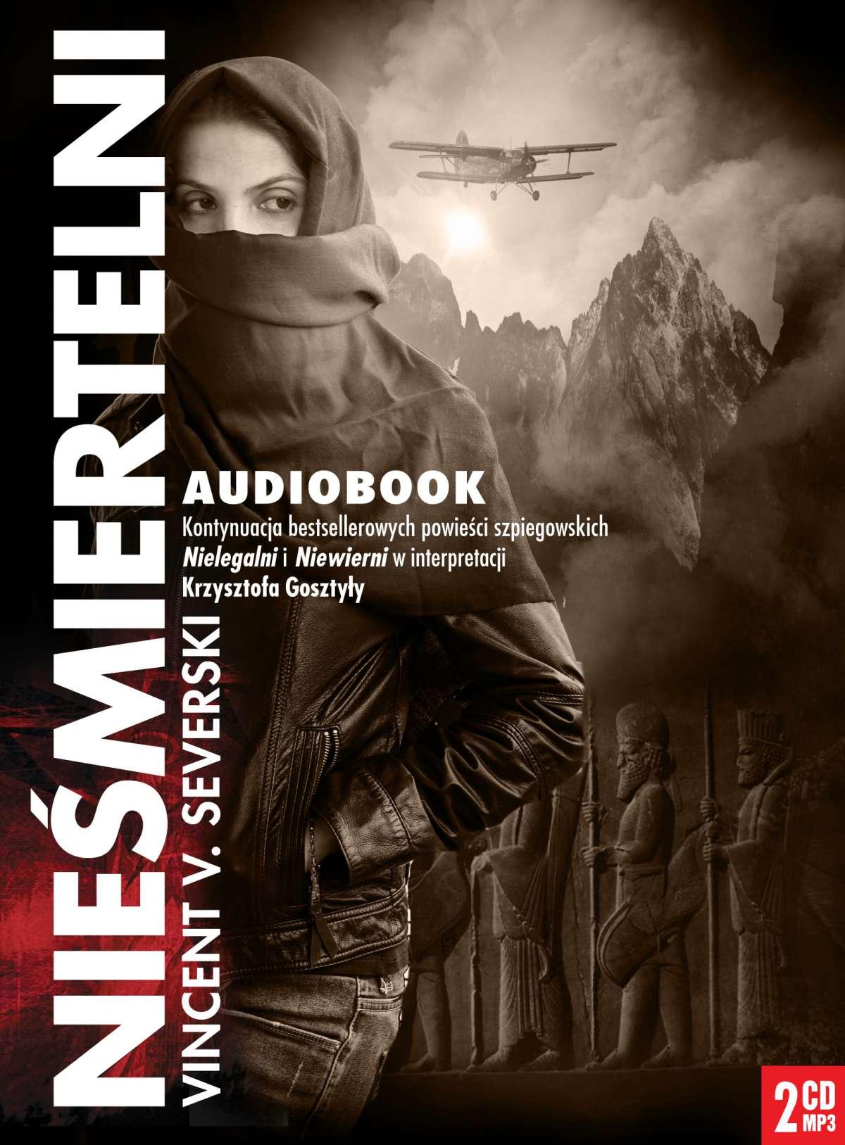 Nieśmiertelni - Audiobook (Książka audio MP3) do pobrania w całości w archiwum ZIP