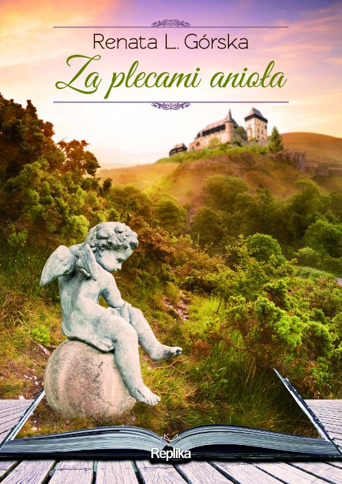 Za plecami anioła. Wydanie 2 - Ebook (Książka EPUB) do pobrania w formacie EPUB