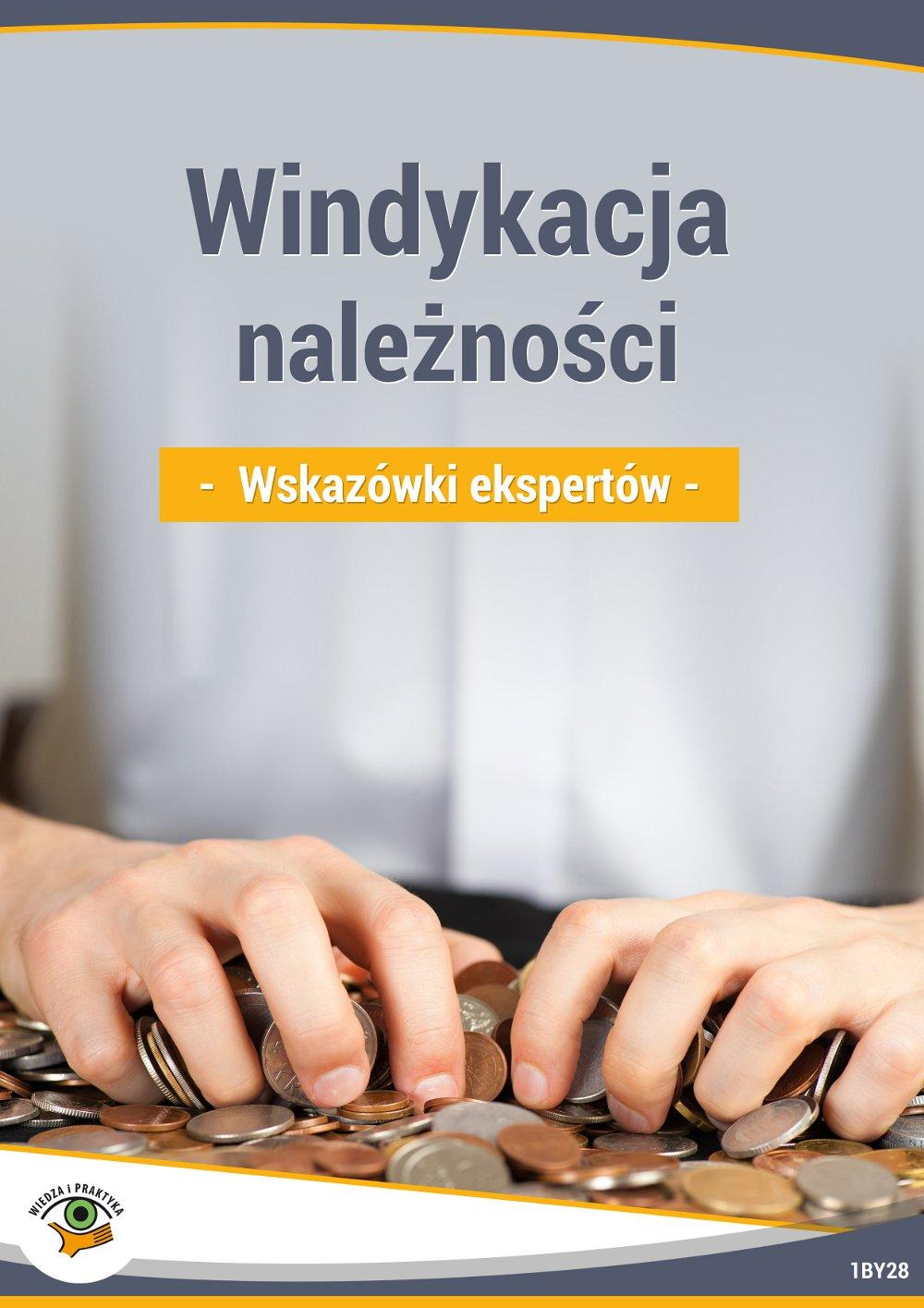 Windykacja należności - Ebook (Książka PDF) do pobrania w formacie PDF