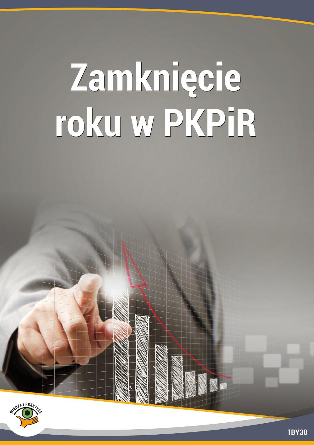 Zamknięcie roku w PKPiR - Ebook (Książka PDF) do pobrania w formacie PDF