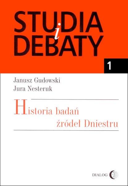 Historia badań źródeł Dniestru - Ebook (Książka na Kindle) do pobrania w formacie MOBI