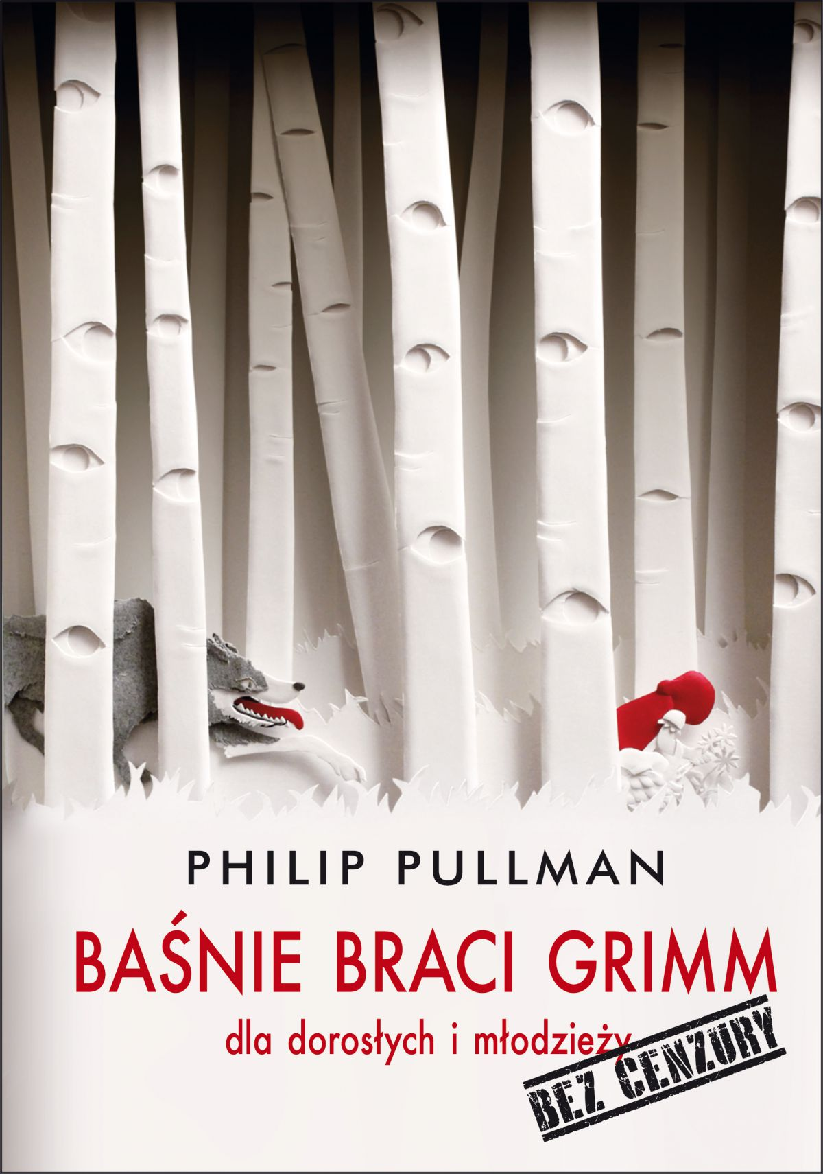 Baśnie braci Grimm dla dorosłych i młodzieży. Bez cenzury - Ebook (Książka na Kindle) do pobrania w formacie MOBI
