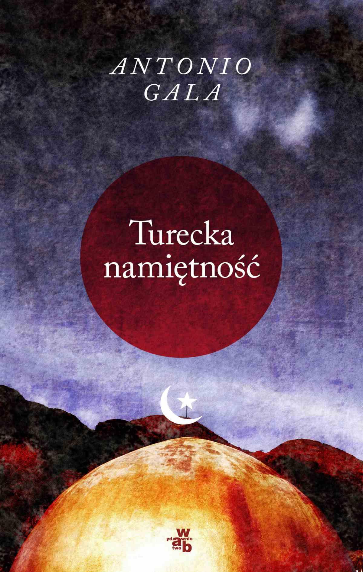 Turecka namiętność - Ebook (Książka EPUB) do pobrania w formacie EPUB