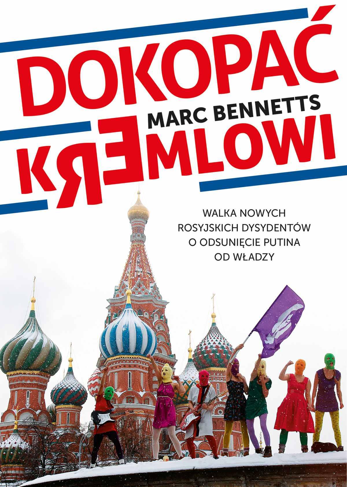 Dokopać Kremlowi - Ebook (Książka EPUB) do pobrania w formacie EPUB