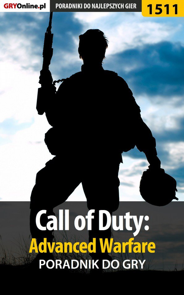 Call of Duty: Advanced Warfare - poradnik do gry - Ebook (Książka EPUB) do pobrania w formacie EPUB
