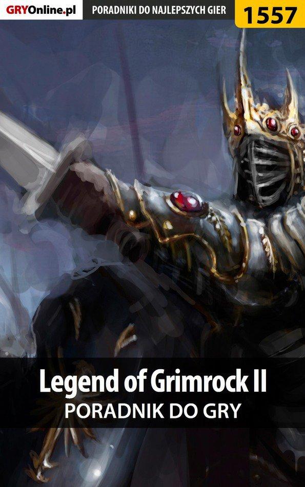Legend of Grimrock II - poradnik do gry - Ebook (Książka EPUB) do pobrania w formacie EPUB