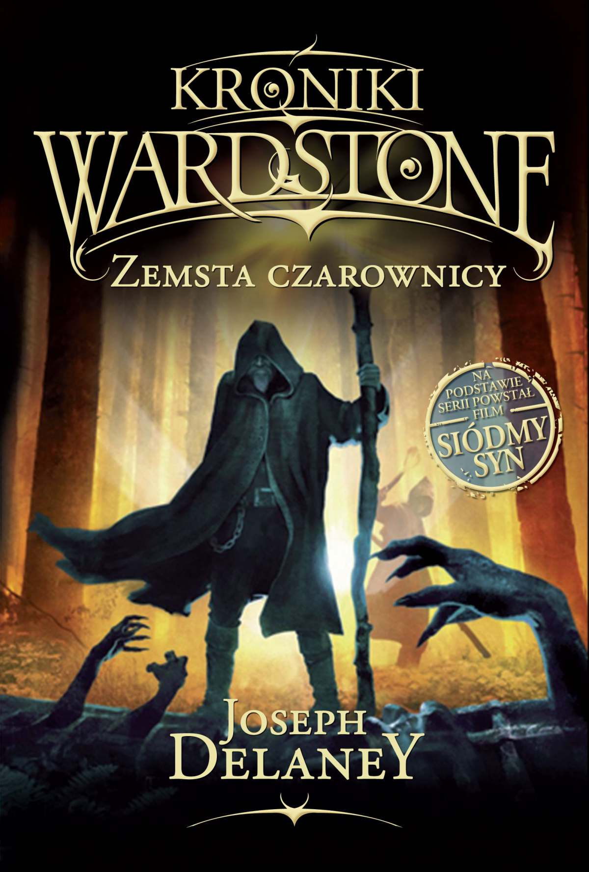 Kroniki Wardstone 1. Zemsta czarownicy - Ebook (Książka EPUB) do pobrania w formacie EPUB