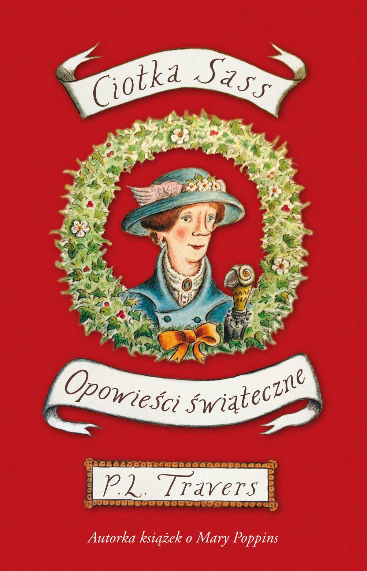 Ciotka Sass. Opowieści świąteczne - Ebook (Książka na Kindle) do pobrania w formacie MOBI