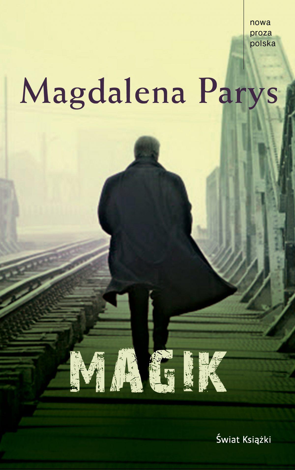 Magik - Ebook (Książka EPUB) do pobrania w formacie EPUB