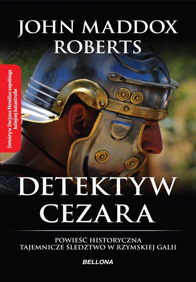 Detektyw Cezara - Ebook (Książka EPUB) do pobrania w formacie EPUB