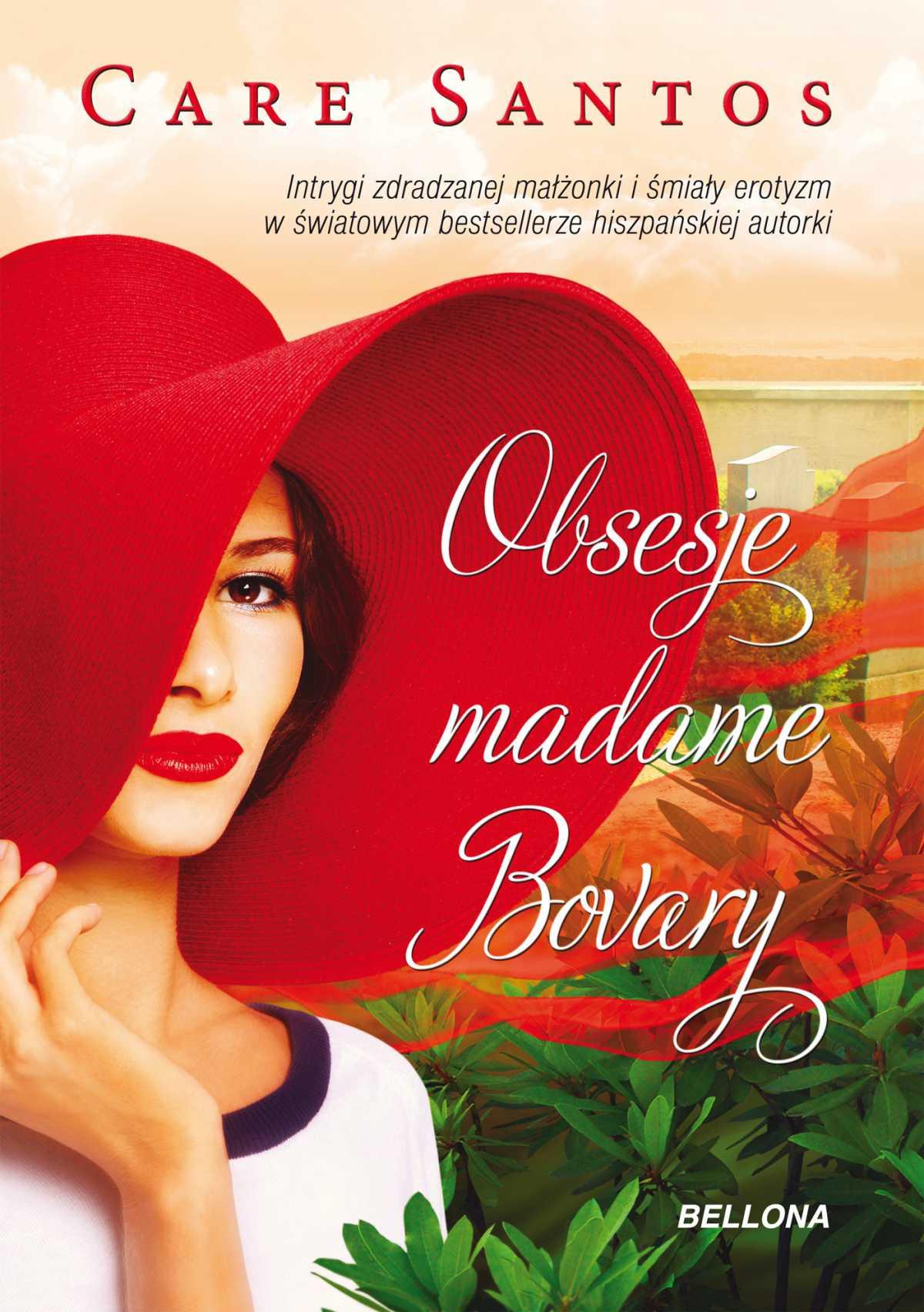 Obsesje madame Bovary - Ebook (Książka EPUB) do pobrania w formacie EPUB