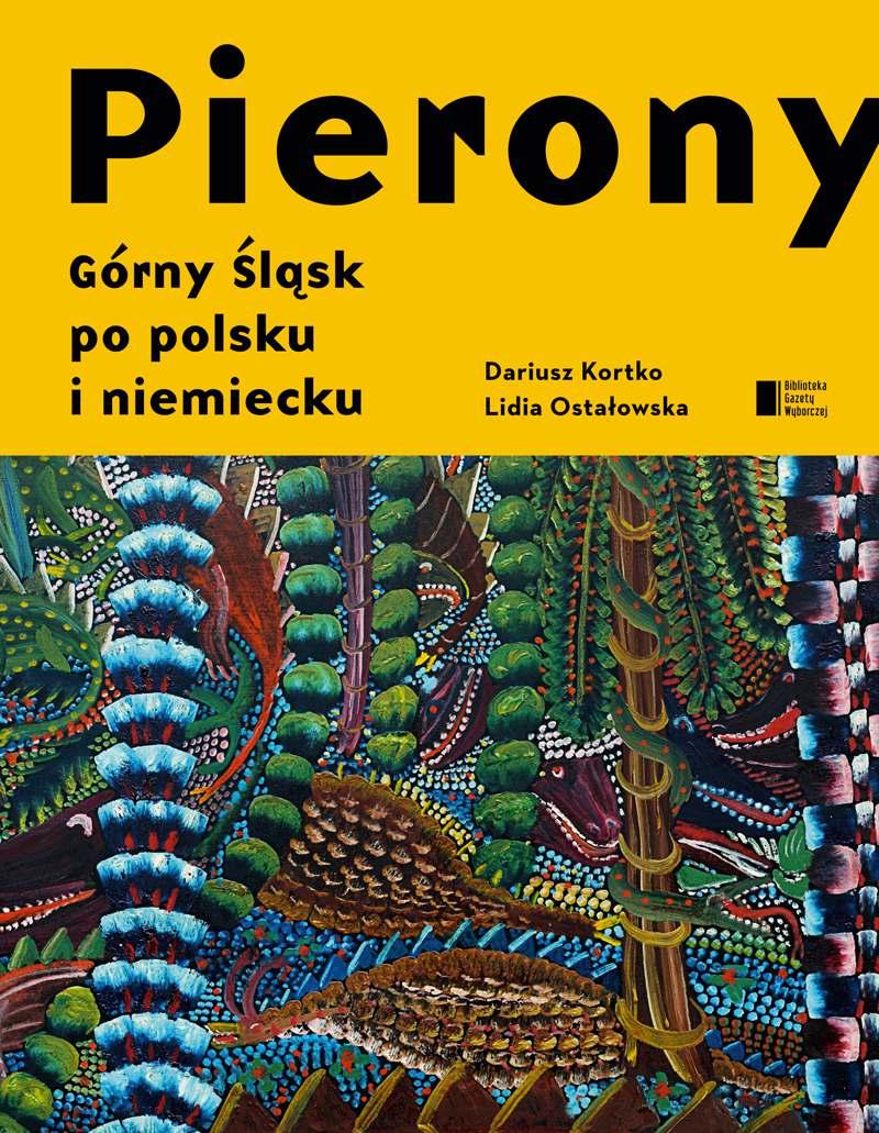 Pierony. Górny Śląsk po polsku i niemiecku. Antologia - Ebook (Książka EPUB) do pobrania w formacie EPUB