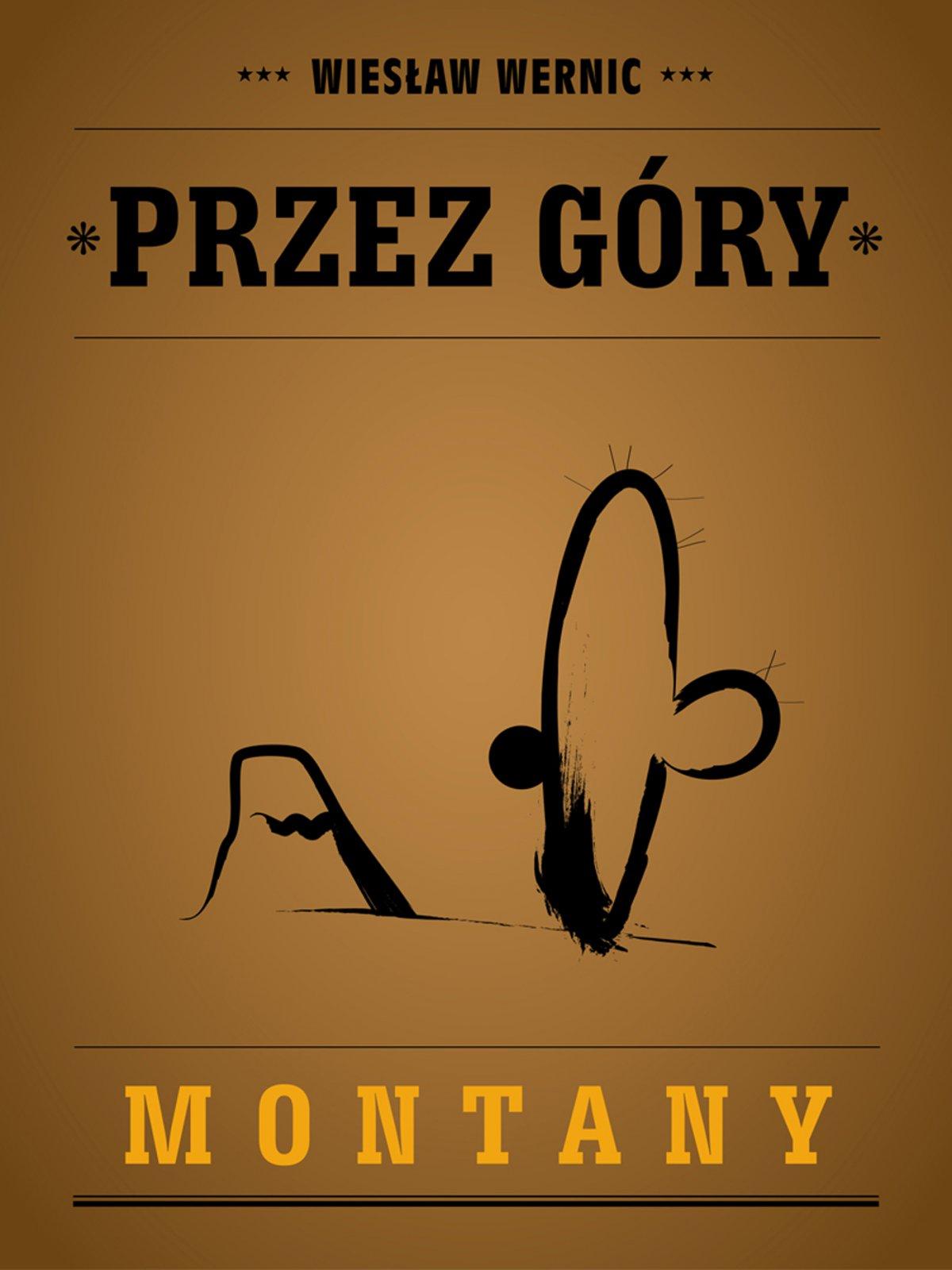 Przez góry Montany - Ebook (Książka na Kindle) do pobrania w formacie MOBI