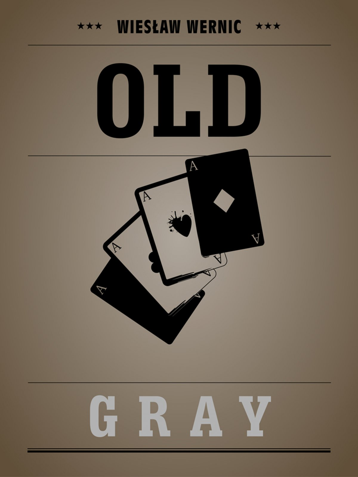 Old Gray - Ebook (Książka na Kindle) do pobrania w formacie MOBI