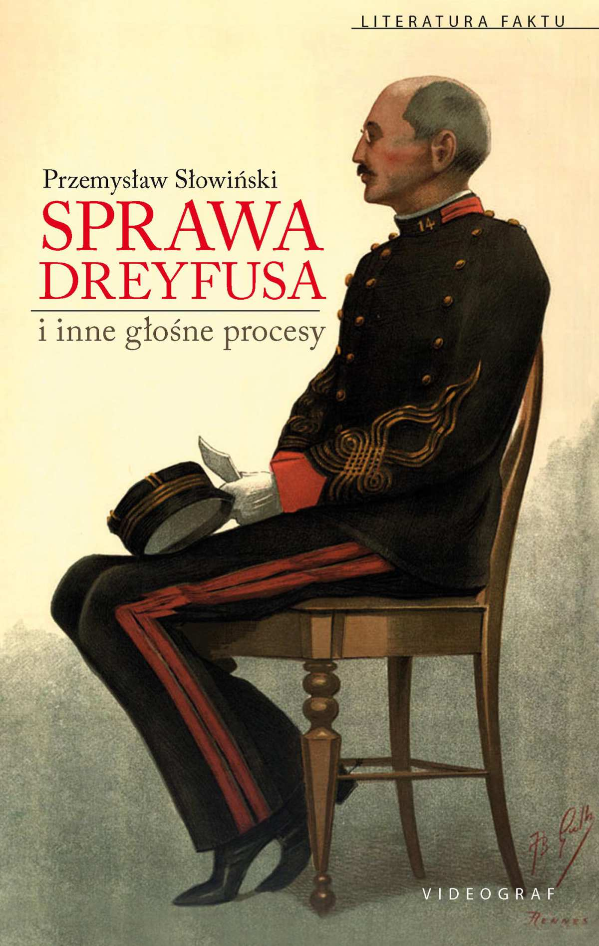Sprawa Dreyfusa i inne głośne procesy - Ebook (Książka EPUB) do pobrania w formacie EPUB