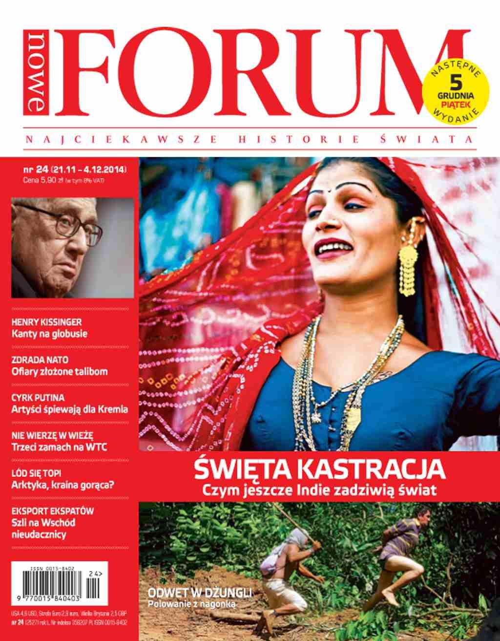 Forum nr 24/2014 - Ebook (Książka PDF) do pobrania w formacie PDF
