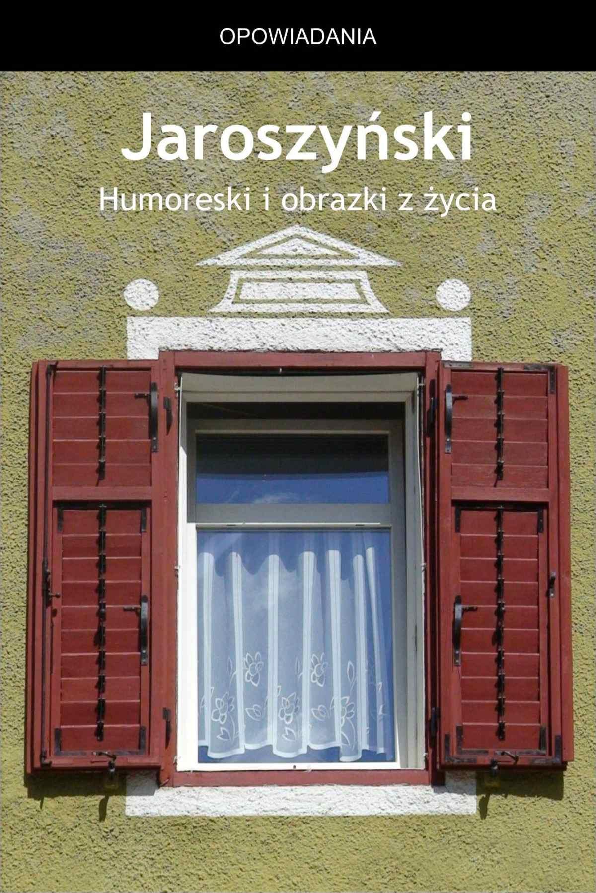Humoreski i obrazki z życia - Ebook (Książka na Kindle) do pobrania w formacie MOBI