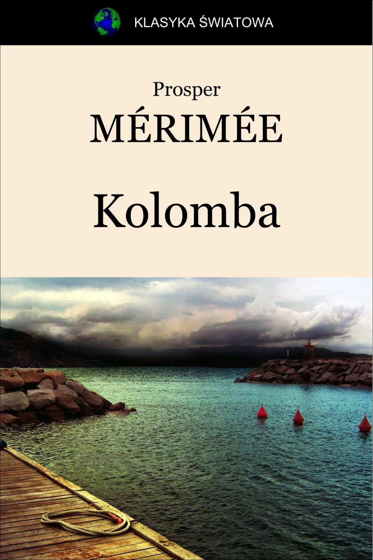Kolomba - Ebook (Książka na Kindle) do pobrania w formacie MOBI