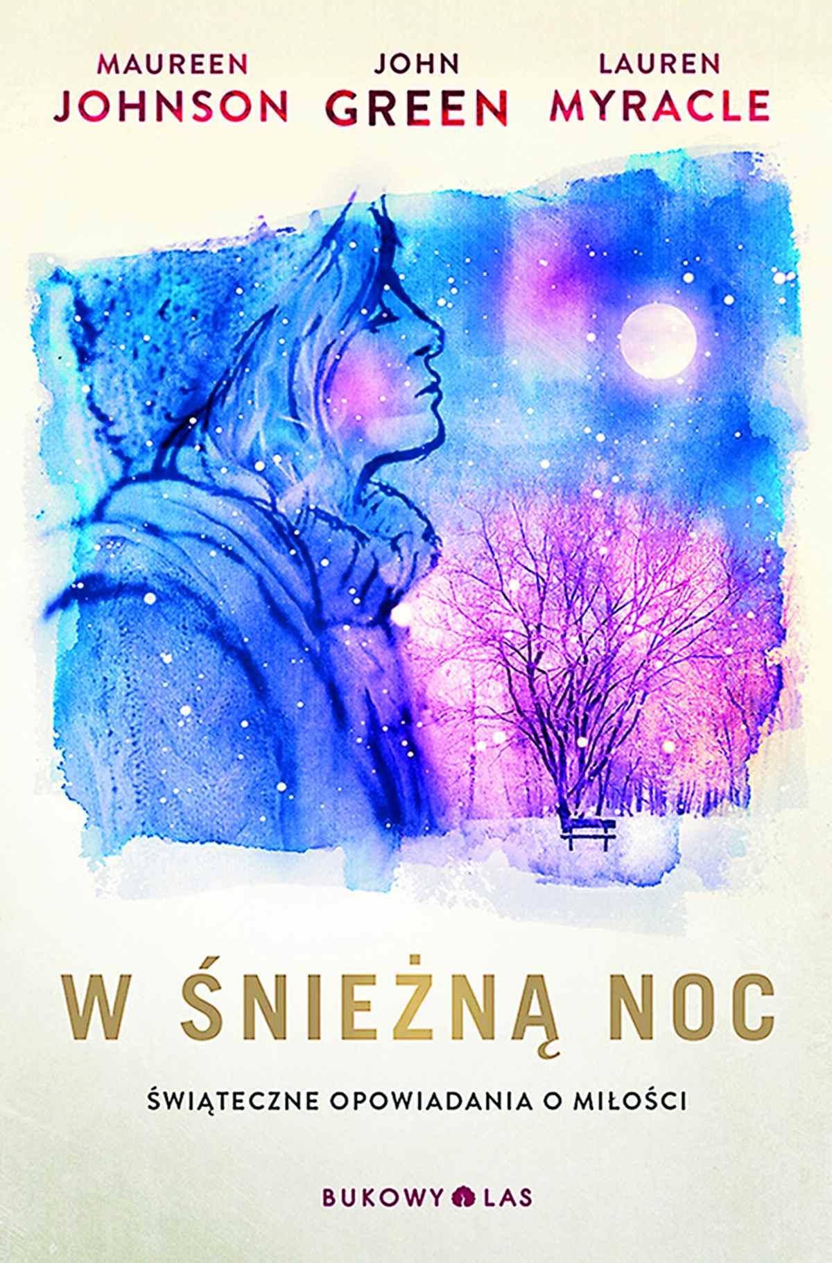W śnieżną noc - Ebook (Książka na Kindle) do pobrania w formacie MOBI