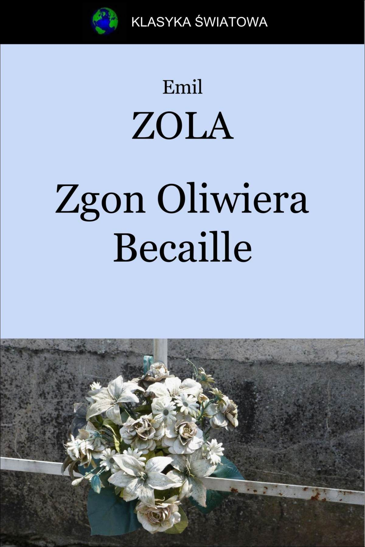 Zgon Oliwiera Becaille - Ebook (Książka na Kindle) do pobrania w formacie MOBI