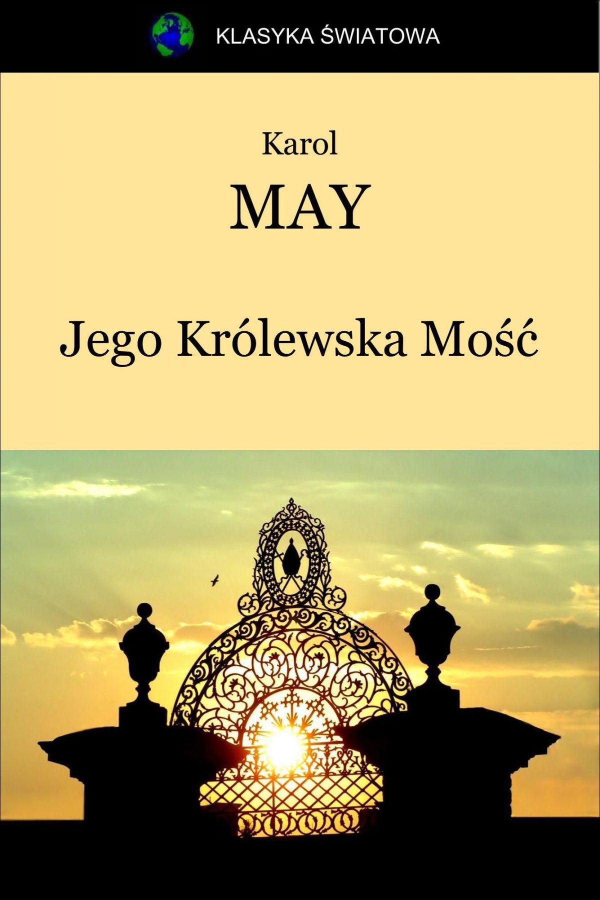 Jego Królewska Mość - Ebook (Książka na Kindle) do pobrania w formacie MOBI
