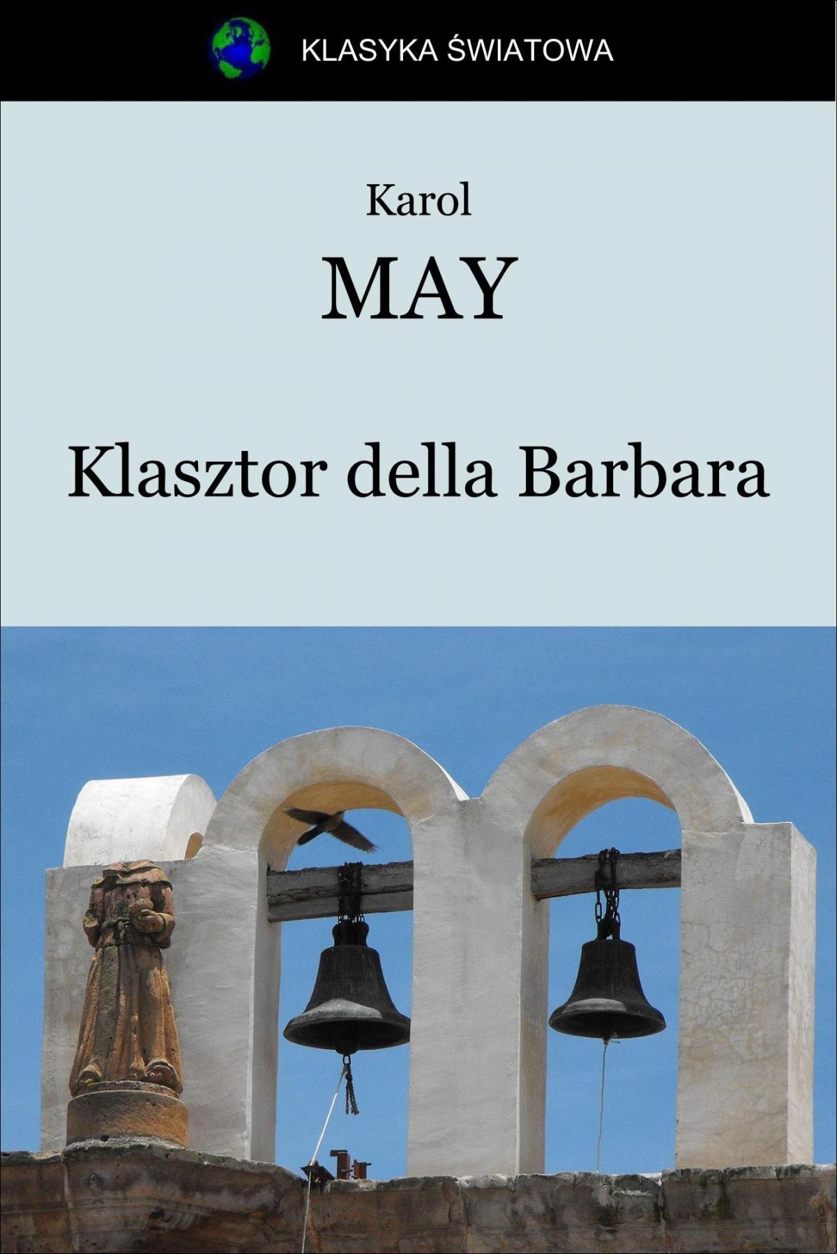 Klasztor della Barbara - Ebook (Książka na Kindle) do pobrania w formacie MOBI