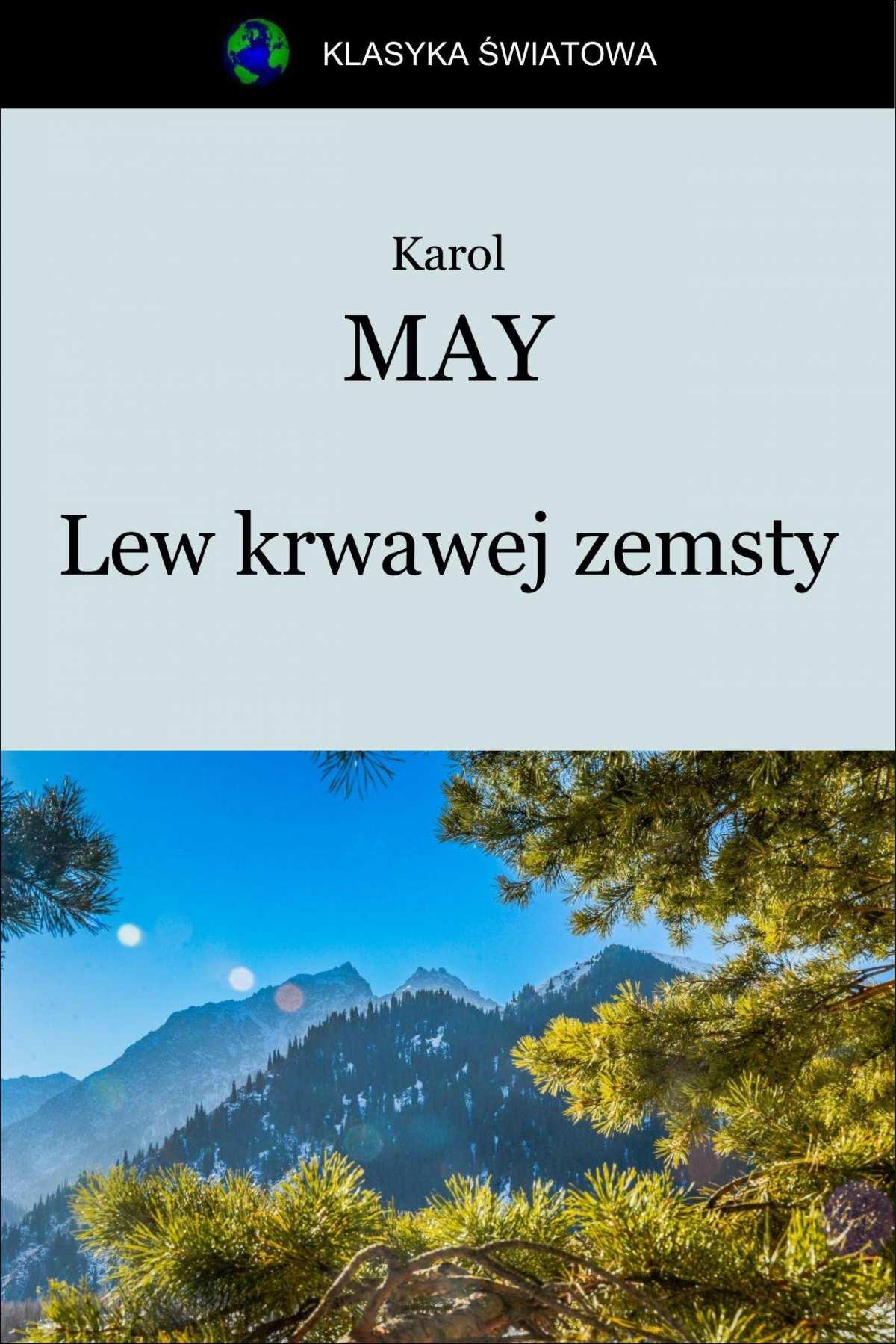Lew krwawej zemsty - Ebook (Książka na Kindle) do pobrania w formacie MOBI