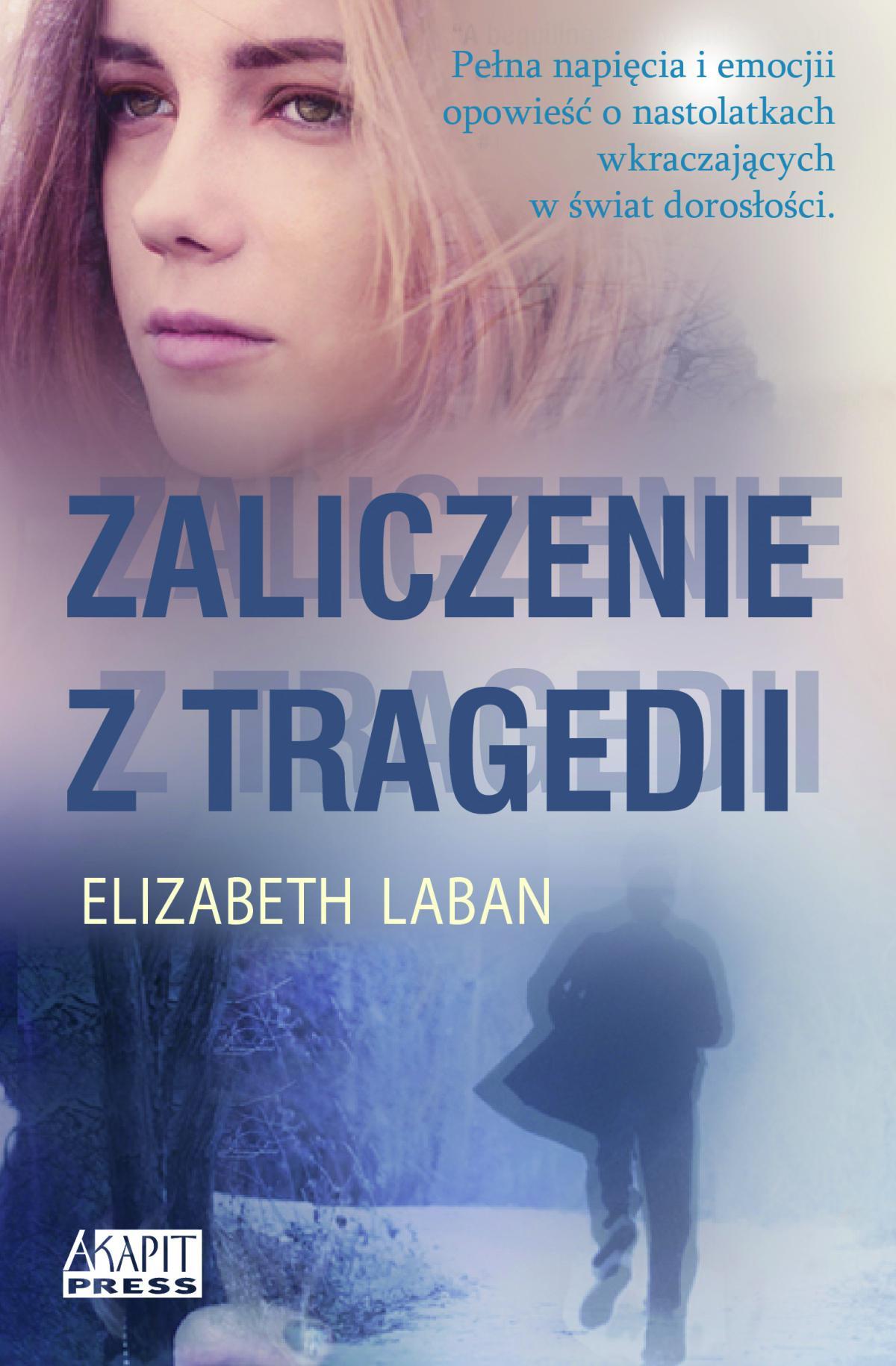 Zaliczenie z tragedii - Ebook (Książka na Kindle) do pobrania w formacie MOBI