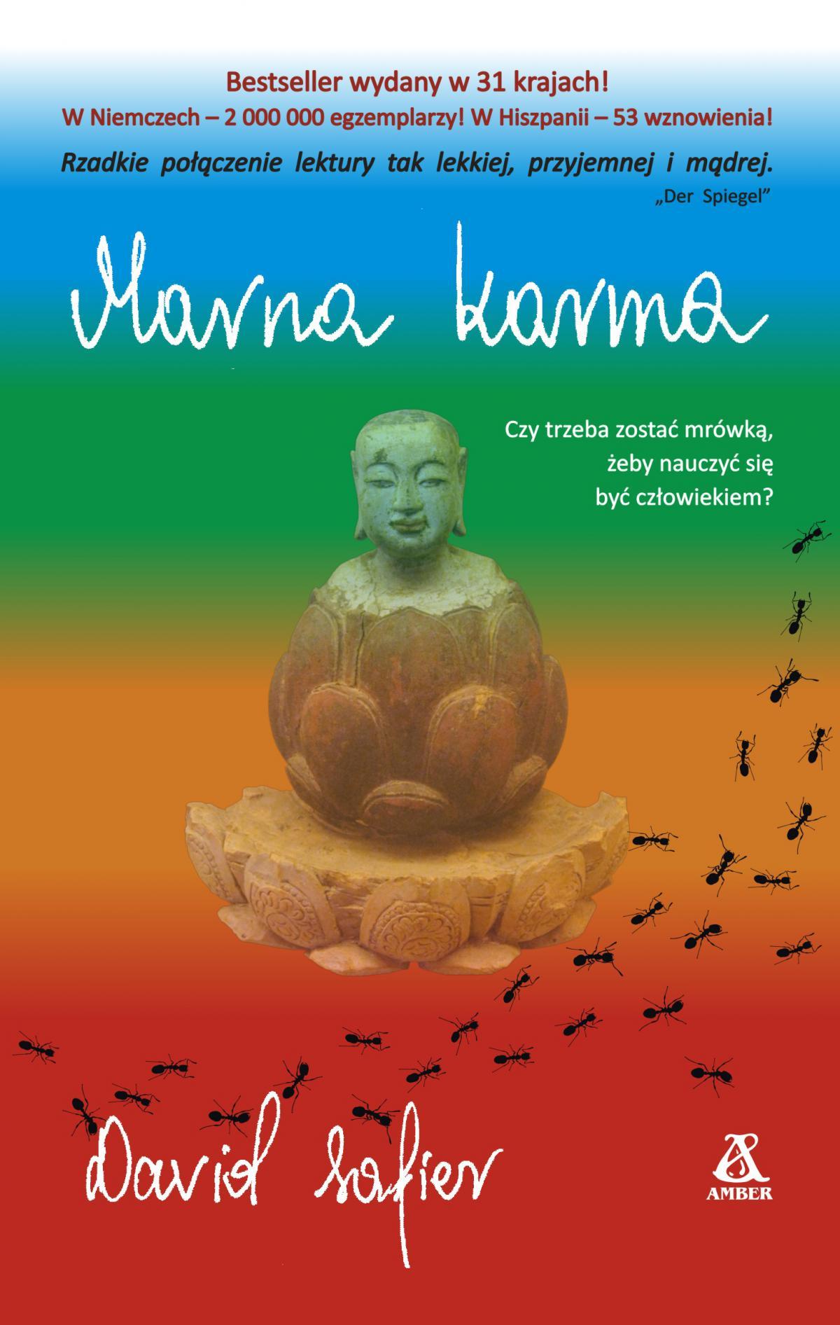 Marna karma - Ebook (Książka EPUB) do pobrania w formacie EPUB