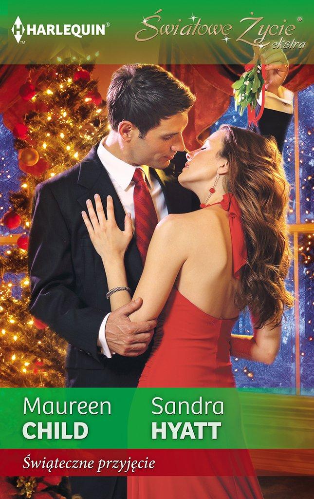 Świąteczne przyjęcie - Ebook (Książka EPUB) do pobrania w formacie EPUB