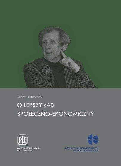 O lepszy ład społeczno-ekonomiczny - Ebook (Książka EPUB) do pobrania w formacie EPUB